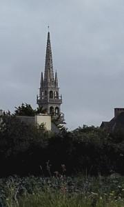 clocher de plouneour traezh